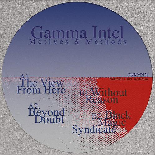 Gamma Intel–Motives & Methods