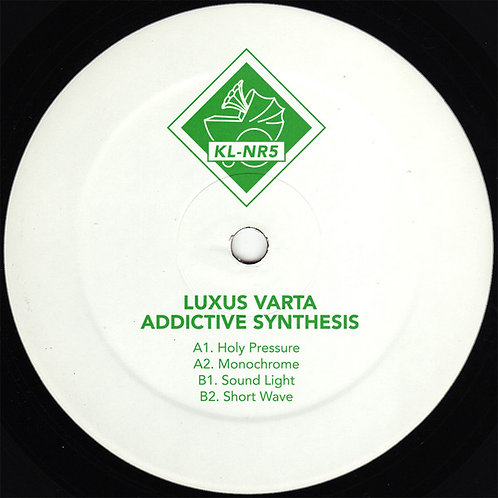 Luxus Varta ‎– Addictive Synthesis