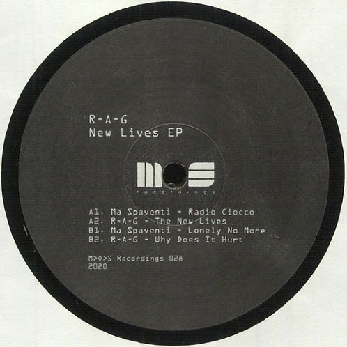 R-A-G–New Lives EP