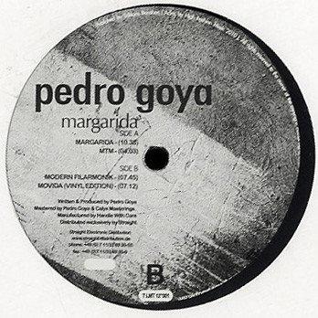 Pedro Goya–Margarida EP
