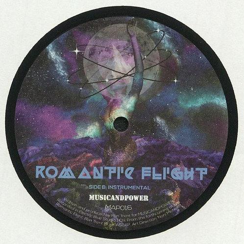 Romantic Flight–Black Romantic