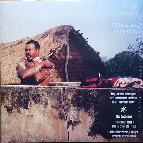 Erick Cosaque–Chinal Ka 1973-1995