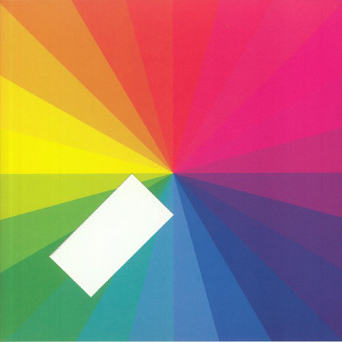Jamie xx–In Colour