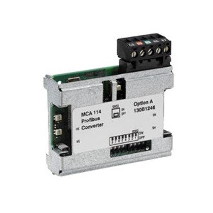 MCA 114 Profibus converter de VLT 5000 a FC302