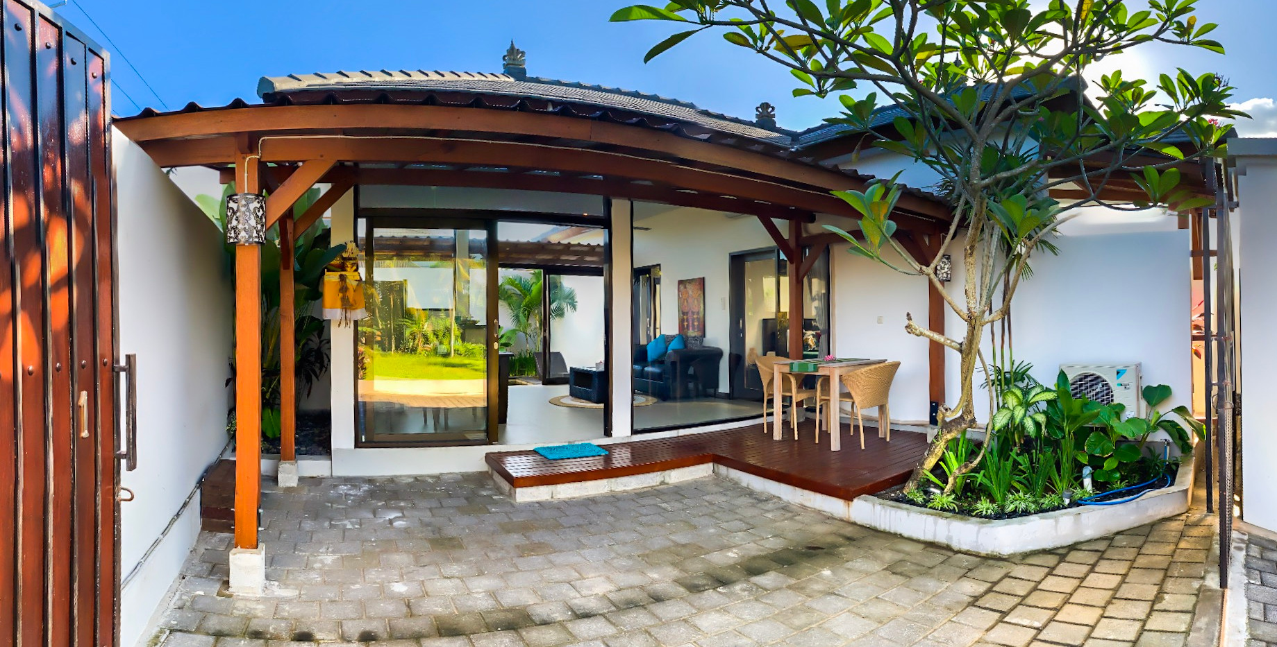 Villas for rent near Monkey Forest