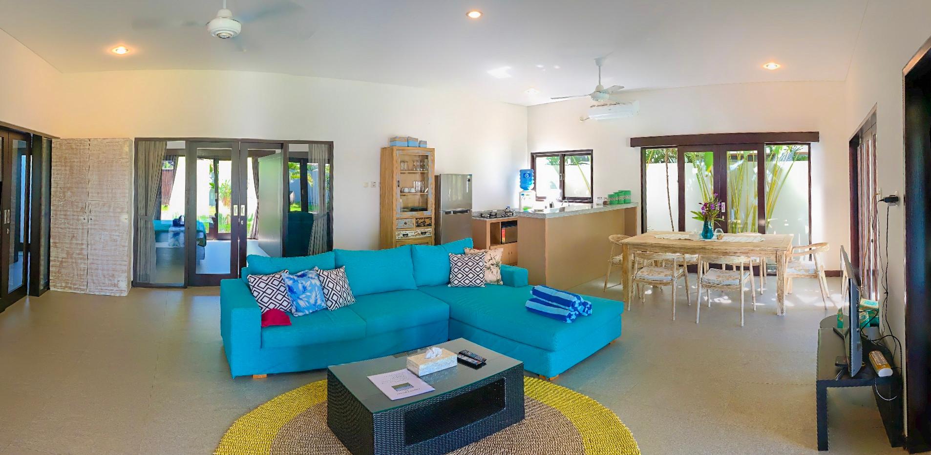 living room villa 4