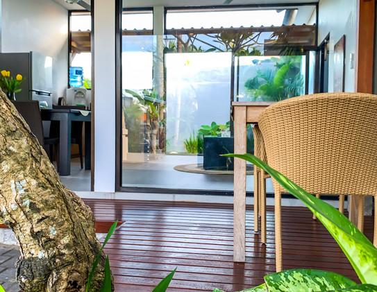 Villas for rent near Monkey Forestrace
