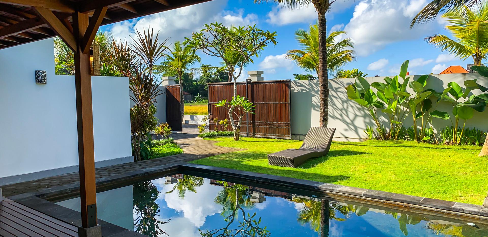Private villa ubud bali