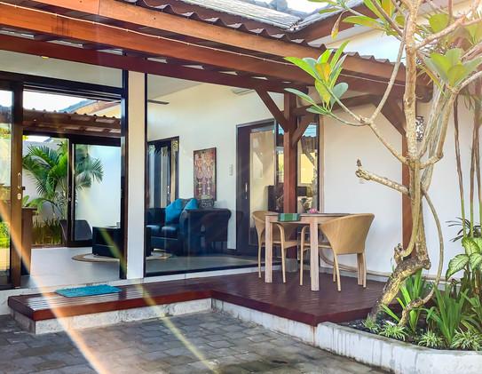 Villas for rent near Monkey Forest