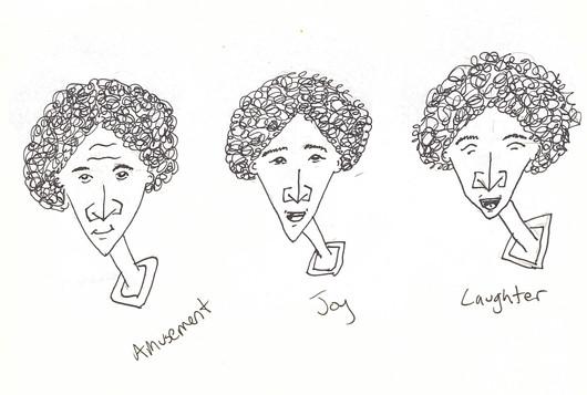 joy faces