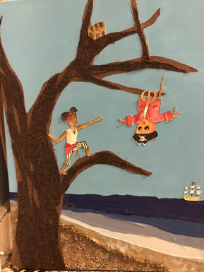Pirates in a tree