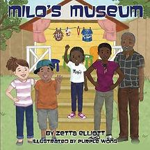 Milo's Museum by Zetta Elliott