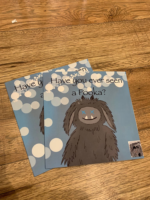 Have you Ever Seen Pooka? Book