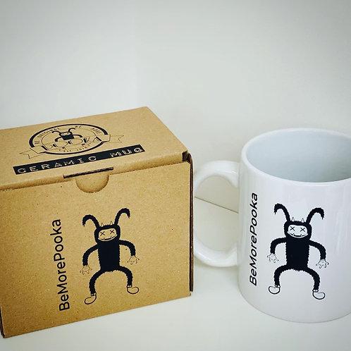 BeMorePooka Ceramic Mug