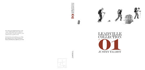 Leadville Collection vol. 1 Book
