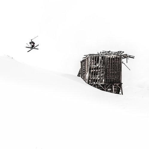 Mining Skier