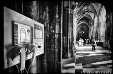 Calling to God - Barcelona, Spain