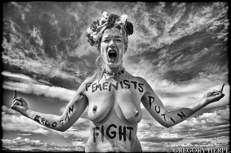 Femen's Fight - France