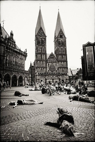 Protest - Bremen, Germany