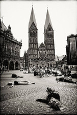 Protest - Bremen, Germany