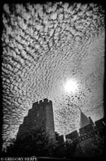 Porn Clouds - Carcassonne, France