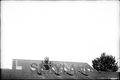Sexyland - Amsterdam, The Netherlands