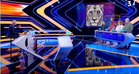 Questions pour un champion - Samuel Etienne/France 3, May 2021