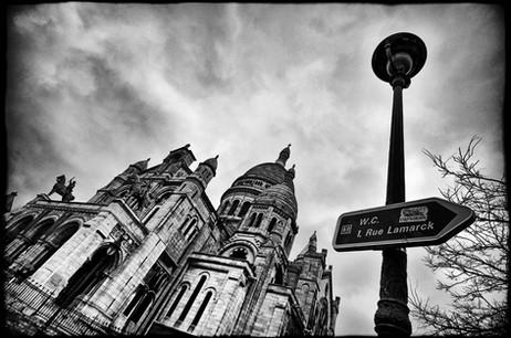 Sacré-Coeur - Paris, France