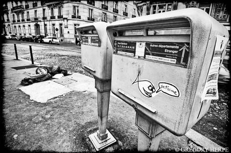 Anonymous - Paris, France