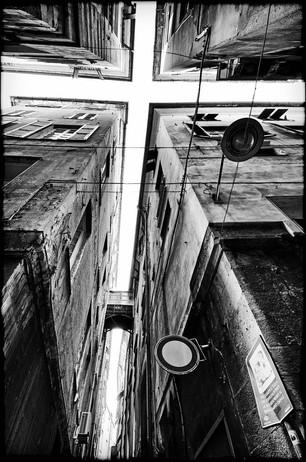 Crosses Everywhere - Genoa, Italy