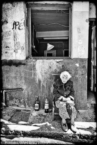 Whisky Grandma
