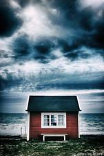 I've been hiding from the world - Aero Island, Denmark