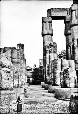 Always Coca-Cola - Luxor, Egypt
