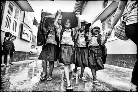 Rain & No Tears