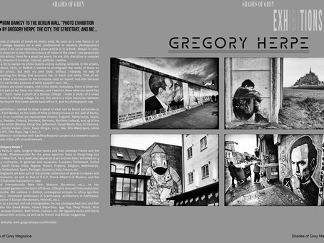 In issue 29 of Shades of Grey magazine...