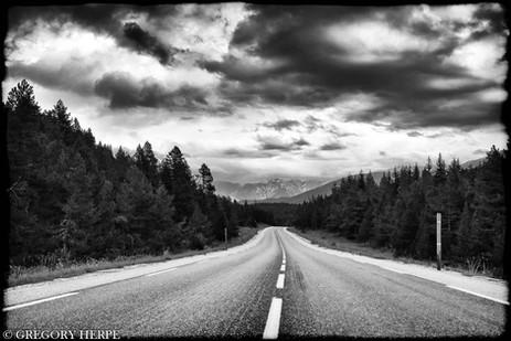 Road to Twin Peaks - Font-Romeu, France