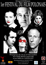 Polish Film Festival Poster - France