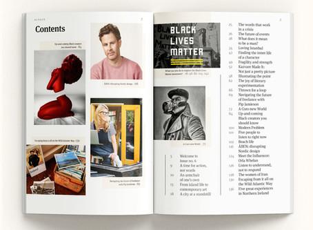 In Alhaus magazine - UK & Ireland