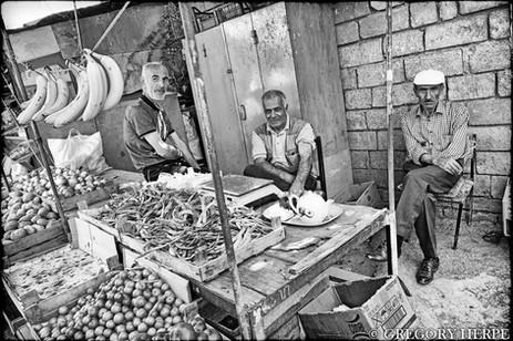 Tea Time - Shaki, Azerbaijan