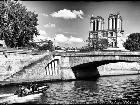 1 year later, exactly... Notre-Dame de Paris...