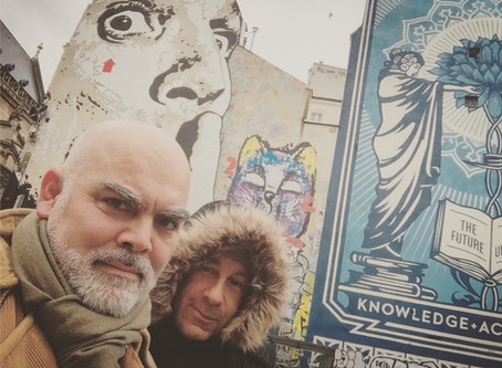 For ever Paris with Philippe Wodianyk