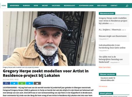 In the Achterhoek Nieuws - 2/5/2020
