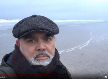 Rømø island, Denmark...January 2020