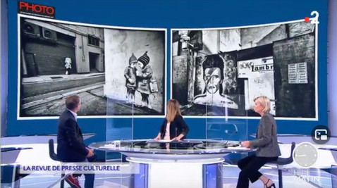 Télématin, France 2 - May 2021 - Estelle Colin/Laurent Bignolas