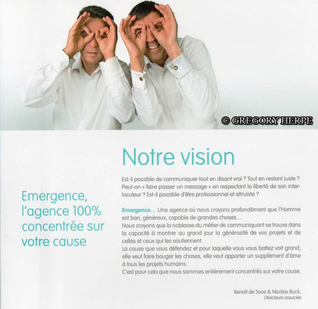 Communication Agency Emergence - France