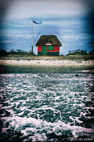 No one was killed in this house - Aero Island, Denmark