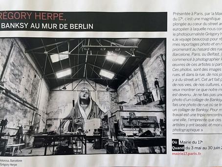 In Le Monde de la Photo, June 2021 issue