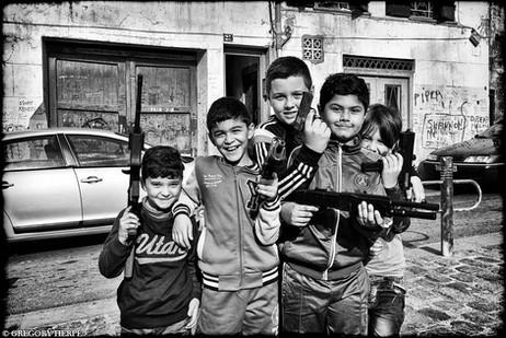 When Guns Makes Kids Smile