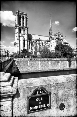 Montebello - Paris, France
