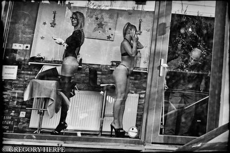 The Window Cleaner - Brussels, Belgium